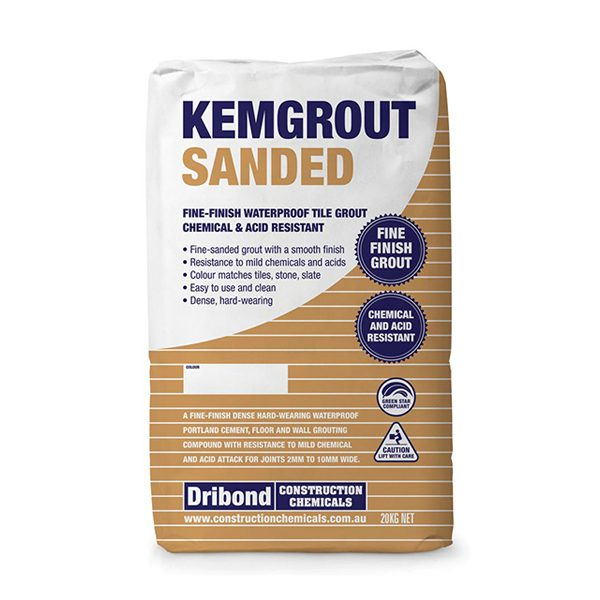 Kemgrout Sanded